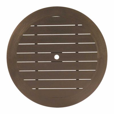 "Resysta 30"" Round Table Top (HOLE)"