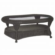 Classic Wicker Coffee Table