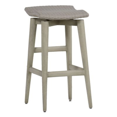 Wind Backless Barstool