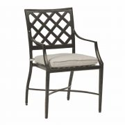 Lattice Arm Chair