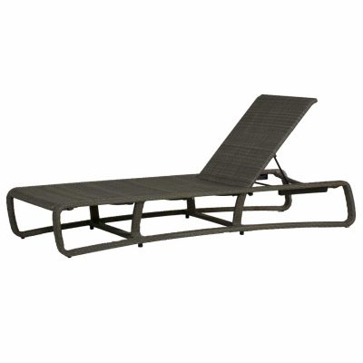 Delray Woven Chaise