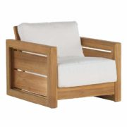 Bali Teak Lounge Chair