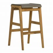 "Coast 30"" Backless Bar Stool"