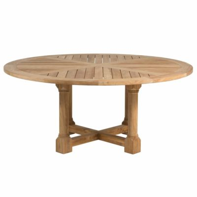 """Lakeshore 72"""" Round Dining Table"""