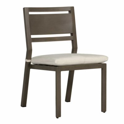 Avondale Aluminum Side Chair