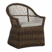 Soho Wicker Arm Chair