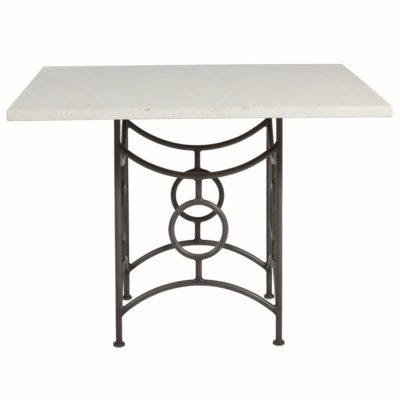 Trestle Square Dining Table Base
