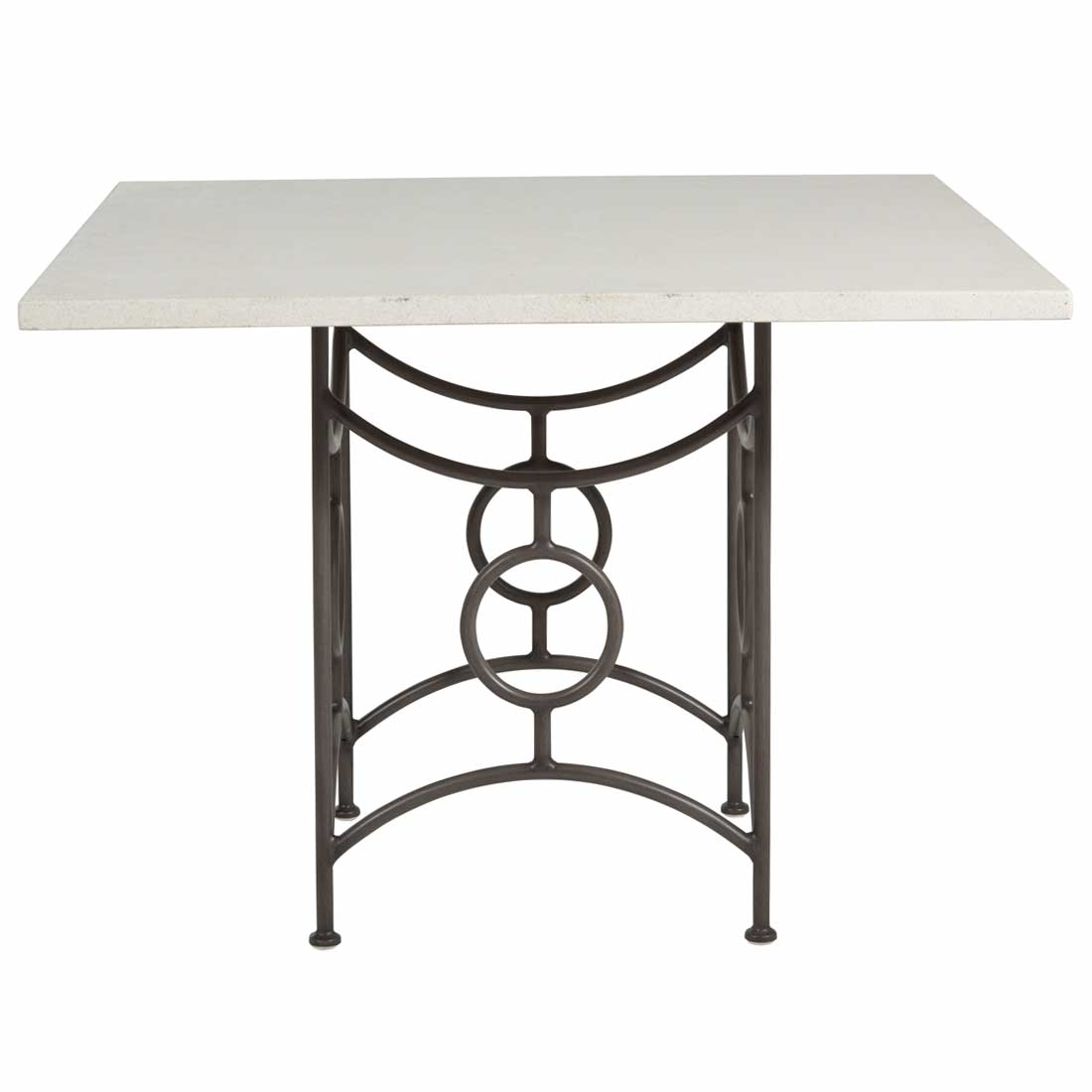 Trestle Square Dining Table Base Summer Classics Contract