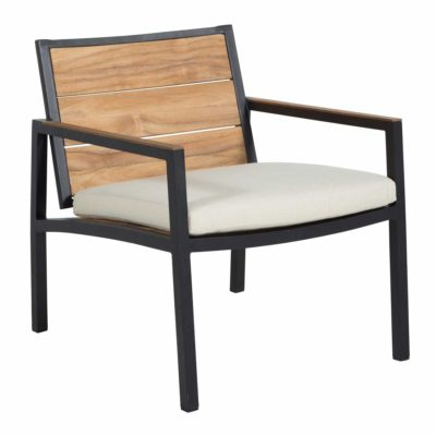 Riviera Teak Slatted Chair